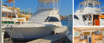 31' luhrs Yacht Charters, Boat Rentals, Seattle. 31 Luhrs Fishing Boat