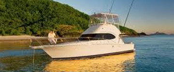 45' Riviera Yacht Charters, Boat Rentals,