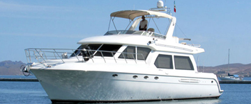 51' Navigator Yacht Charters, Boat Rentals,