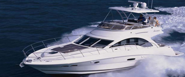 52' Sea ray Yacht Charters, Boat Rentals,