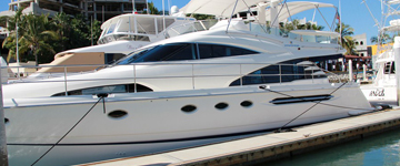 60' Fairline Luxury Yacht, Yacht Charters, Boat Rentals,