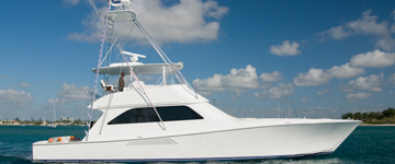61' Viking sport fishing yacht, Yacht Charters, Boat Rentals,