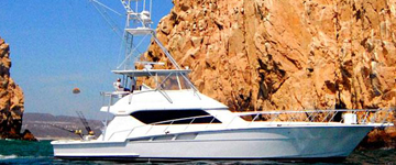 64' Hatteras fishing boat Yacht Charters, Boat Rentals, Seattle
