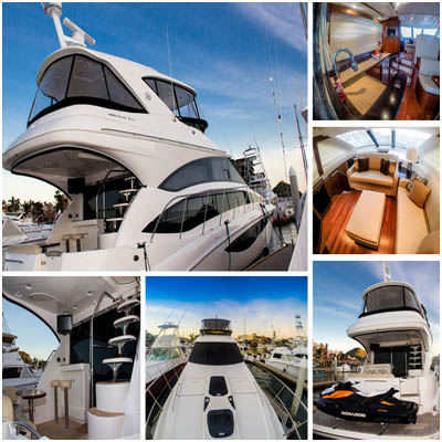 51' meridian, Yacht Charters, Boat Rentals, Seattle